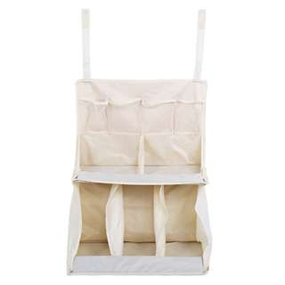 Baby Cot Diaper Organizer