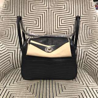Hermes Lindy26 Niloticus Matte Phw 78+7T
