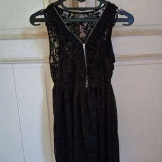 Zara night collection Dress