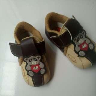 sepatu newborn for baby boy
