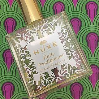 Nuxe Oil