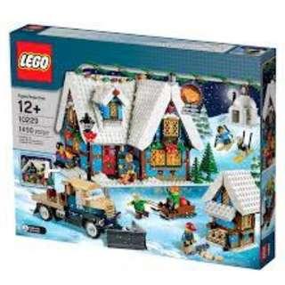 Lego 10229 Winter Village