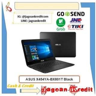 ASUS X454YA-BX801T Black - Cash & Kredit Murah