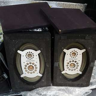 "JENSEN Triax 9 x 6"" Left/Right Speakers"