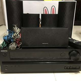 ONKYO HT-S3400 5.1 Home Theater System *FREE DELIVERY*