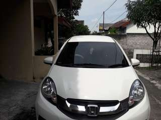 Honda Mobilio 2006 type E Manual