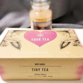 TINY TEA 28 Day TEAtox