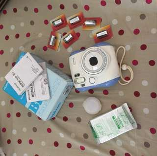 Instax mini 25 (blue)
