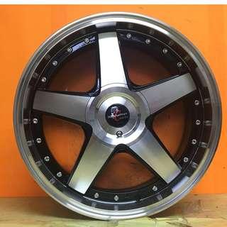 17 inch SPORT RIM VOLVO 850 PEUGEOT 308 408