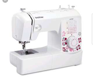 Brother Sewing Machine LX27NT (with wide table)