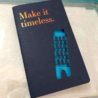 BN Notebook with Leaning Tower of Pisa
