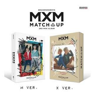 MXM (BNM BOYS)
