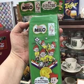 Vintage Pencil Box Milo Sea Games