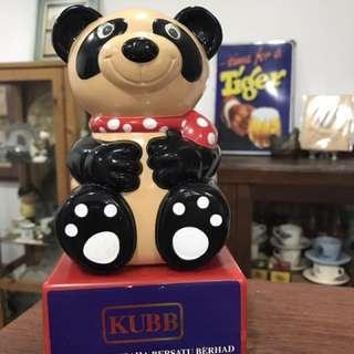 KUBB Panda Bear (sharing)