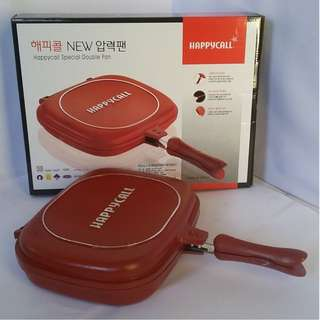 Teflon Double Pan Korea Panci Happycall Lejel 32Cm Happy Call Murah