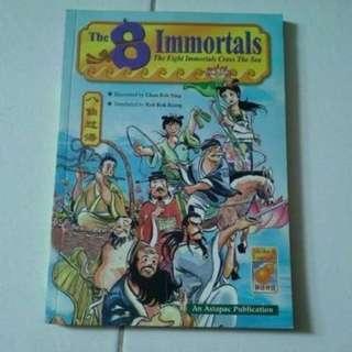 the 8 immortals