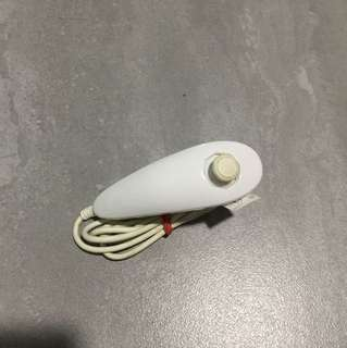 Used Wii nunchuck