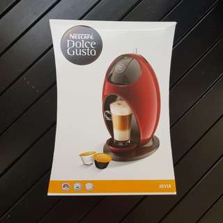 BN Jovia Nescafe Dolce Gusto Coffee Machine