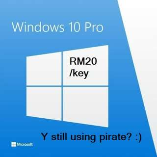 Genuine Windows 10 Pro Activation Key #midjan55