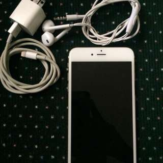 my iphone 6plus 16gb globelock for sale only. no issue