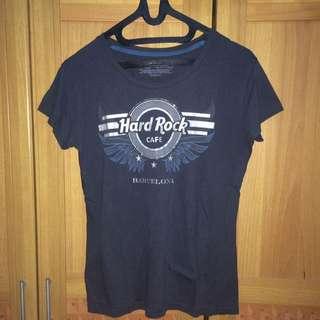 T-Shirt ORI HARD ROCK FREE ONGKIR