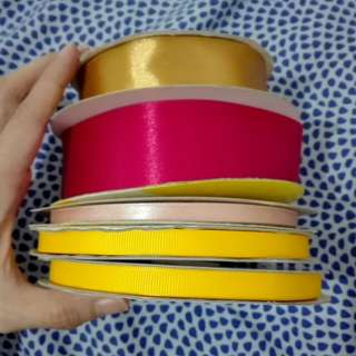 Assorted Ribbons take all for