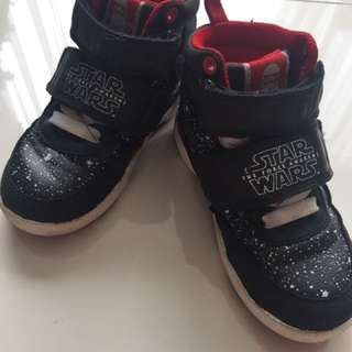 Star Wars H&M shoes