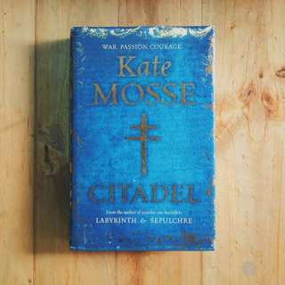Citadel by Kate Mosse (Languedoc Trilogy)