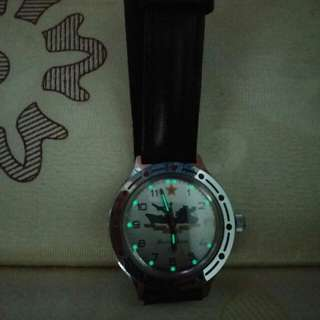蘇聯全自動軍錶