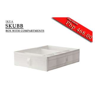 Skubb - Box with compartments