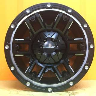 17 inch SPORT RIM 4x4 PROCAST OFFROAD PROMOTIONS