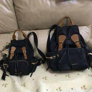Burberry Small Size 背包