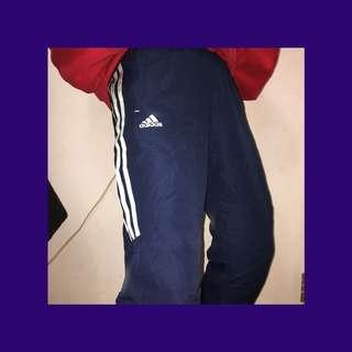 Adidas 運動寬褲