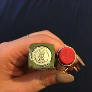 🚚 Dior 迪奧癮誘超模唇膏(3.5g)#655