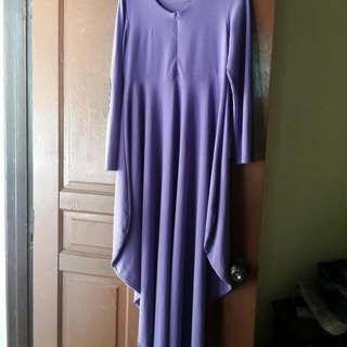 Jubah Purple 💖