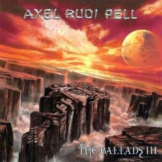 Axel Rudi Pell – The Ballads III CD