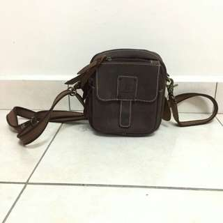 Chevy Leather Bag