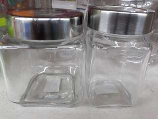 GLAS CANISTERS