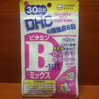DHC維他命B群 30日份