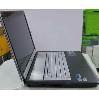 "ASUS N75 17.3"" i5/i7 8G 1000G 2G 獨顯 laptop"