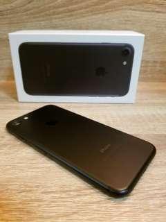 Iphone 7 128 GB Matte Black