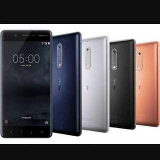 Nokia 5 bisa cicil syarat mudah