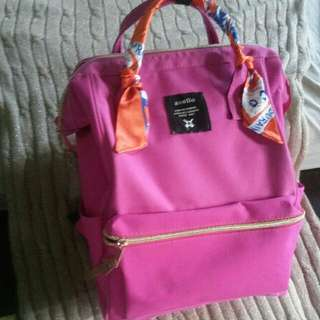Anello Backpack Large Hot Pink