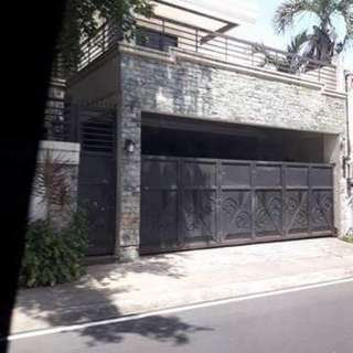 For Sale House and Lot located in Loyola Grand Villas Marikina Quezon City Ext.