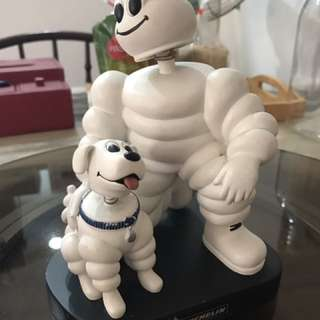 Limited Edition Michelin Figurine (sharing only)