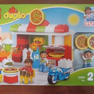 Mainan anak Lego Duplo Pizzeria Original