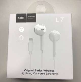 Lightning Earphone for iPhone 7plus, 8plus and X