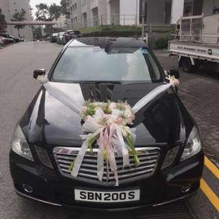 Luxury Wedding Car Rental