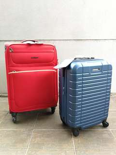 Travel Luggage Combo MYR350