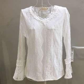 [2forRM60] NEW Lace Tops